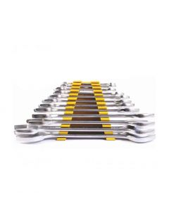 12 Piece Open ended Spanner Set