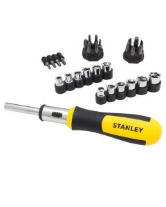 30 Piece Ratcheting Screwdriver Set