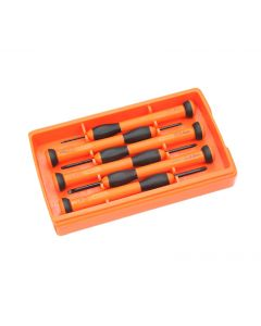 6 Piece Precision Screw Driver Set