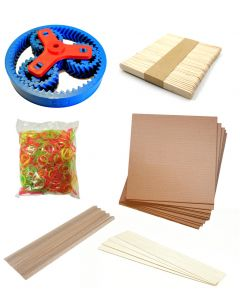 Set of Arts & Crafts Accessories