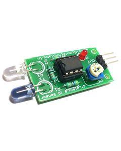 IR Sensors (Obstacle Sensors)