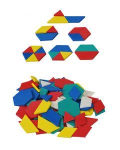 Pattern Blocks (rangometry)