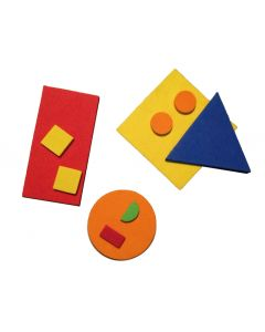 Seriation Kit (set of 500 in 5 colours)