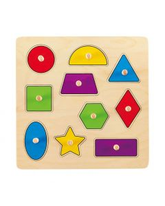 Shapes Board (wooden)