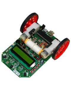 USB Robot on wheels (Programmable)