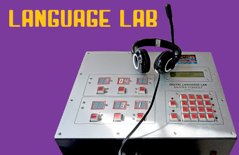 Digital Language Lab
