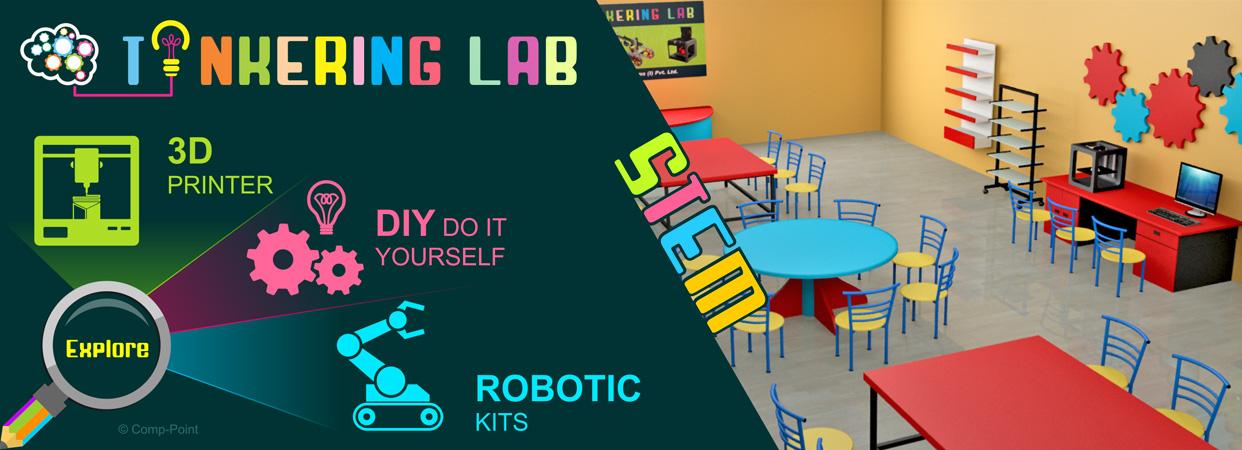 ATL Tinkering Lab