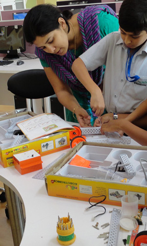 Atal Tinkering Lab India